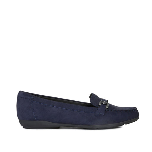 Annytah Suede Loafers