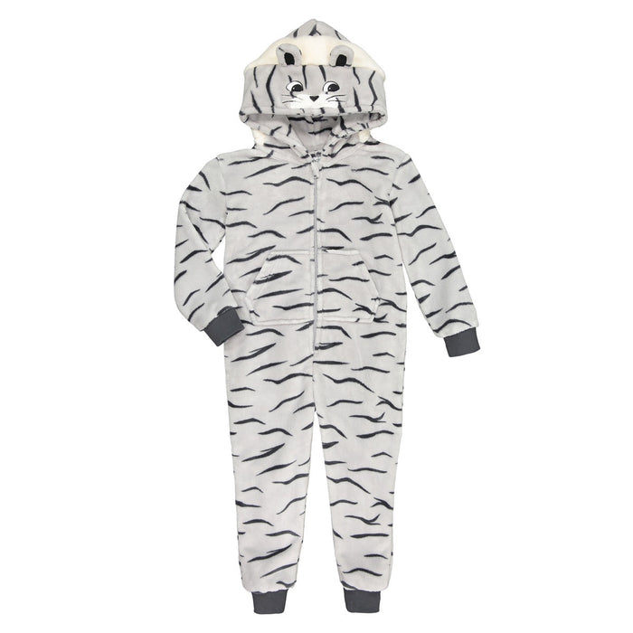 Big Cat Onesie, 3-12 let