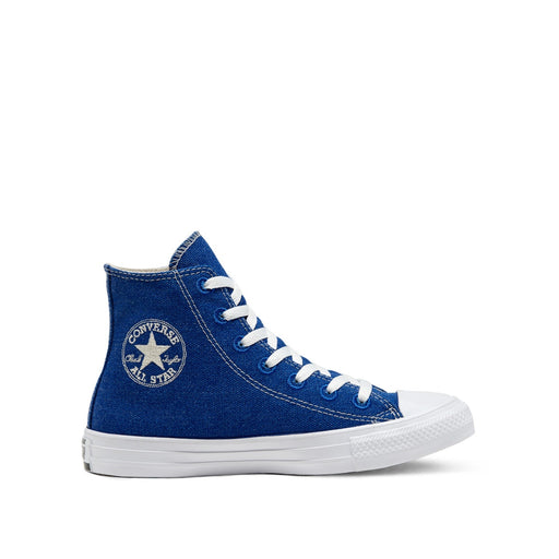 Chuck Taylor All Star Renew Cotton Hi Trainers