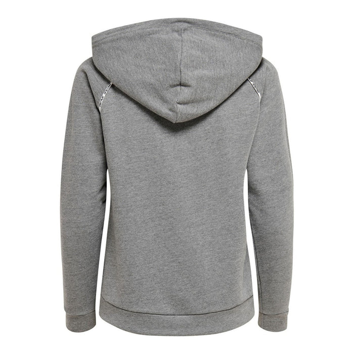 Aida Slip-On hoodie z žepi in logotipom