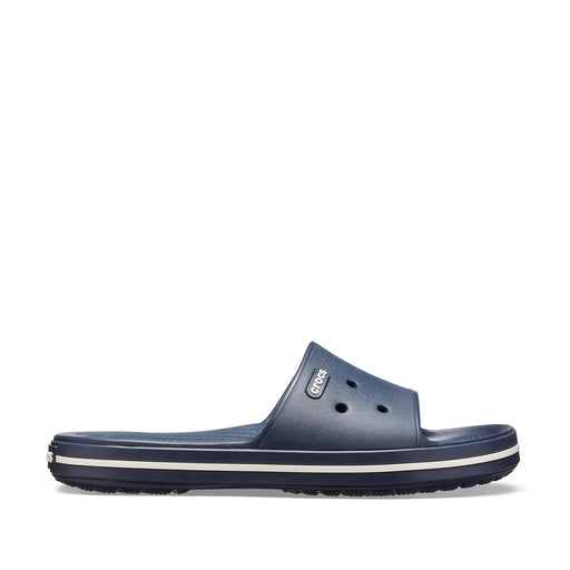 Japonke CROCBAND III SLIDE NAVY/WHITE