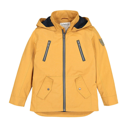 Kapuco zip-up parka, 3-12 let