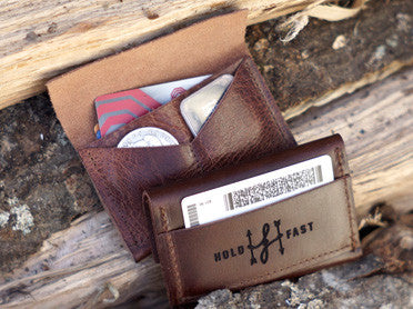 Indispensable Wallet - for your stuff & Camera Memory Cards