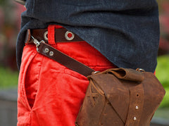 Photo Belt - Luxury Leather Belt System