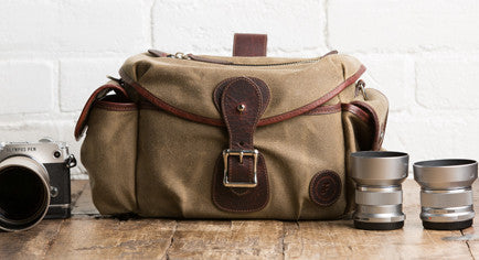 HoldFast + Fundy Streetwise bag