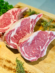 Australien Jacks Creek Cowboy Steak ca. 800g