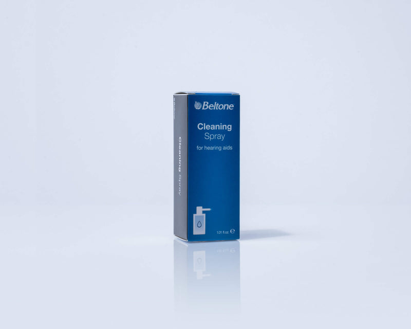 Beltone Cleaning Spray With Brush