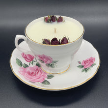 Load image into Gallery viewer, Blooming Rose Teacup