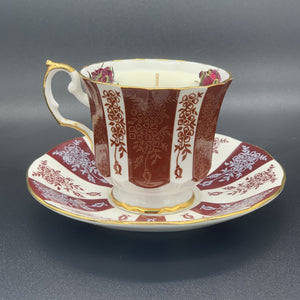 Red Radiance Teacup