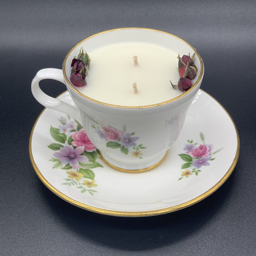 Floral Bliss Teacup