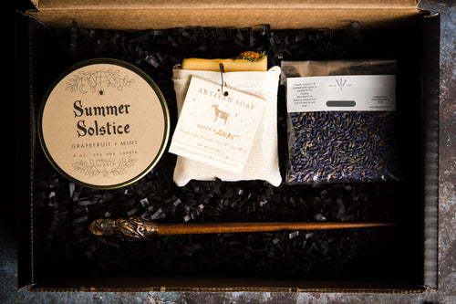 Collaboration Box - Summer Solstice