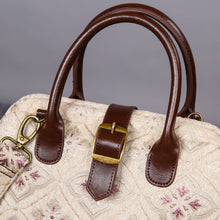 Load image into Gallery viewer, Carpet Purse<br>Ethnic Cream