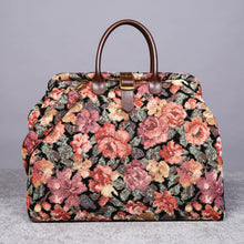 Load image into Gallery viewer, Mary Poppins Carpet Bag<br>Rose