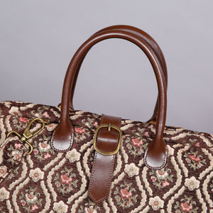 Mary Poppins Carpet Bag<br>Traditional Coffee