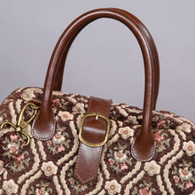 Load image into Gallery viewer, Carpet Purse<br>Traditional Coffee