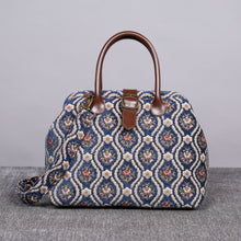 Load image into Gallery viewer, Carpet Purse<br>Traditional Blue