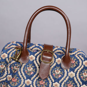 Carpet Purse<br>Traditional Blue