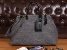 Load image into Gallery viewer, Men's Carpet Bag<br>Grey