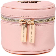 Load image into Gallery viewer, Round Jewelry Case<br>Soft Pink