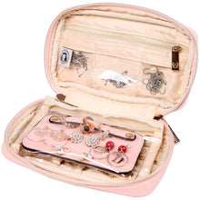 Load image into Gallery viewer, Jewelry Bag Small<br>Soft Pink