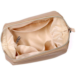 Makeup Bag<br>Champagne
