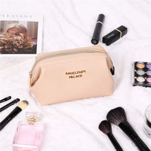Load image into Gallery viewer, Makeup Bag<br>Light Fawn