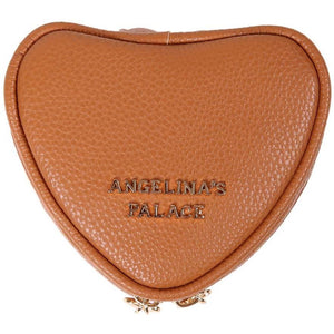 Heart Jewelry Case<br>Saddle
