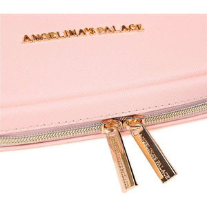 Jewelry Bag Large<br>Soft Pink