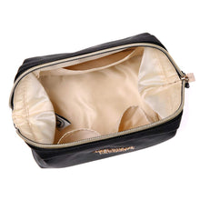 Load image into Gallery viewer, Makeup Bag<br>Black