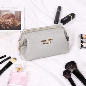 Makeup Bag<br>Pearl Grey
