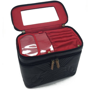 Kemi Makeup Case<br>Memory Black