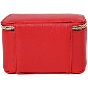 Jewelry Organizer Case<br>Bright Red