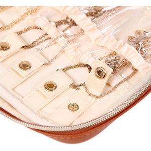Jewelry Bag Large<br>Bran