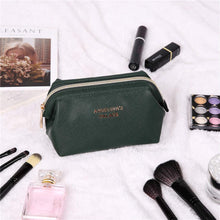 Load image into Gallery viewer, Makeup Bag<br>Deep Evergreen