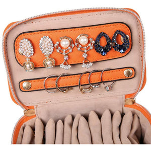 Jewelry Organizer Case<br>Light Terracotta