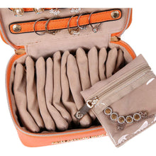 Load image into Gallery viewer, Jewelry Organizer Case<br>Light Terracotta