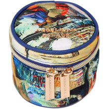 Load image into Gallery viewer, Round Jewelry Case<br>Hastat