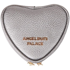 Heart Jewelry Case<br>Pewter