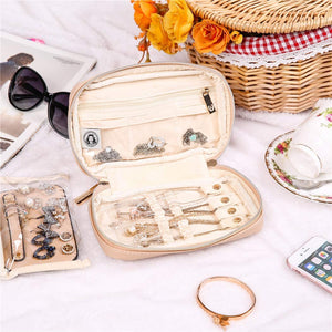 Jewelry Bag Small<br>Light Fawn
