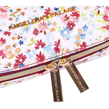 Load image into Gallery viewer, Jewelry Bag Small<br>Blossom Wine
