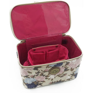 Kemi Makeup Case<br>Vintage Bloom