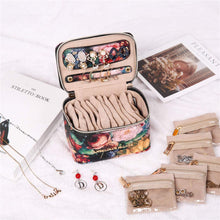 Load image into Gallery viewer, Jewelry Organizer Case<br>Blossom Victorian