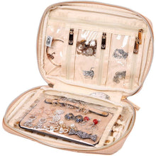 Load image into Gallery viewer, Jewelry Bag Large<br>Light Fawn