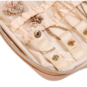 Jewelry Bag Large<br>Light Fawn