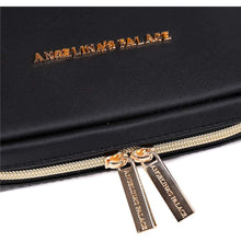 Load image into Gallery viewer, Jewelry Bag Large<br>Black