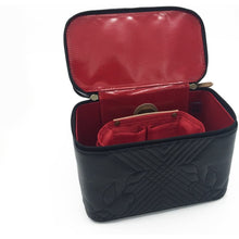Load image into Gallery viewer, Kemi Makeup Case<br>Memory Black