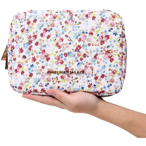Jewelry Bag Large<br>Blossom Wine