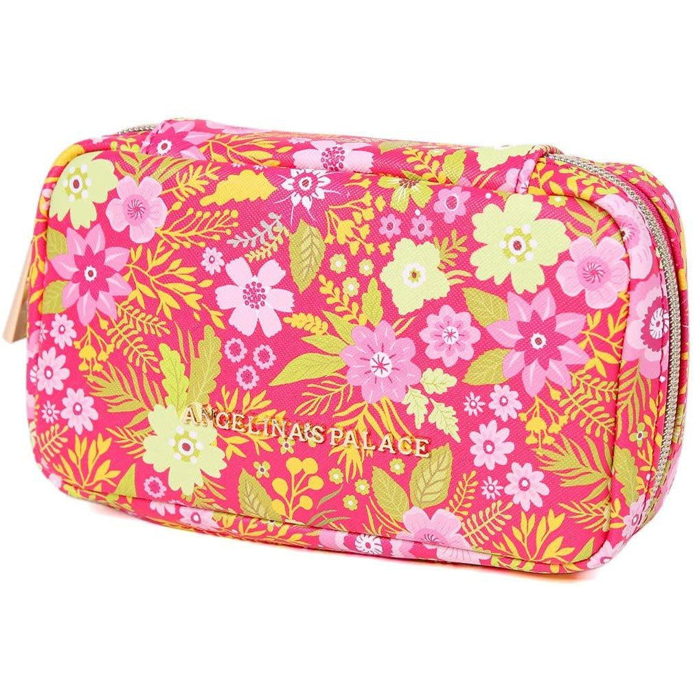 Jewelry Bag Small<br>Blossom Fuschia