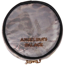 Load image into Gallery viewer, Round Jewelry Case<br>Metallic Silver