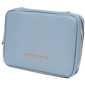 Jewelry Bag Large<br>Pearl Blue